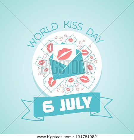 6 July International Kissing Day
