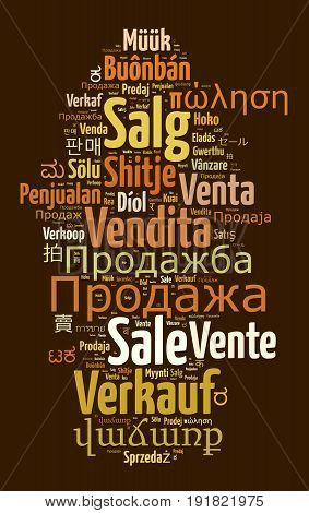 Word Sale In Different Languages