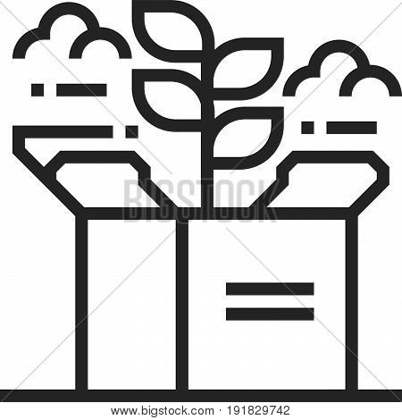Product Growth Icon
