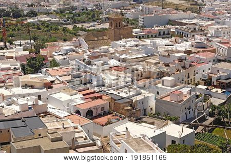 Village Of Nijar, Almeria Province, Andalusia, Spain