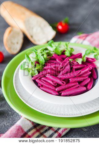 Vegetable Pasta Bites