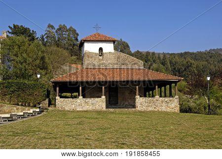 San Pedro Church ,bakio, Basque Contry, Spain