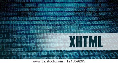 Xhtml Development Language as a Coding Concept