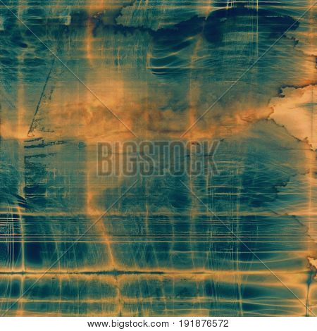 Antique vintage background. With different color patterns: yellow (beige); brown; gray; blue; cyan