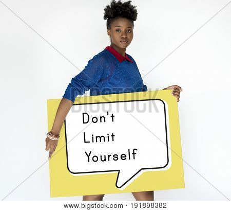 No Limit Yourself Freedom Motivation Success