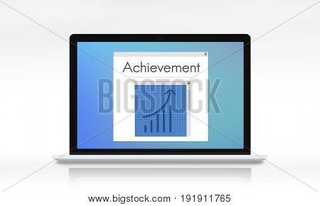 Business achievement improvement success result