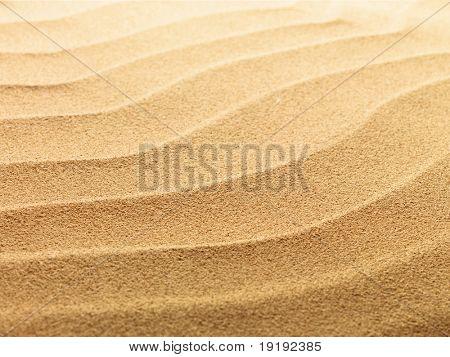 fundo de areia da praia