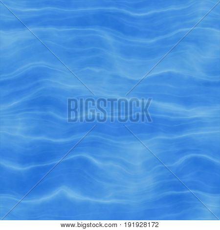 Blue abstract seamless aqua water pattern background wallpaper