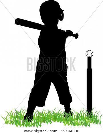 tee ball player
