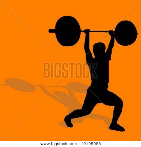 weight lifter