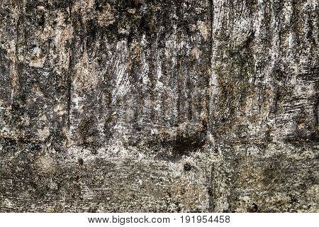 Grunge Pattern And Textures On Aged Concrete Background