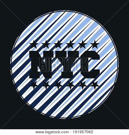 t-shirt NY New York typography design graphic printing man NYC original design clothing clothing graphic design