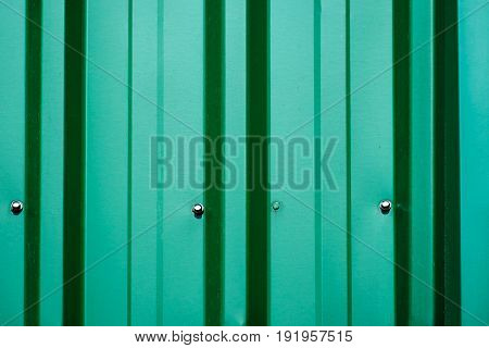 texture of green canopy roof for background