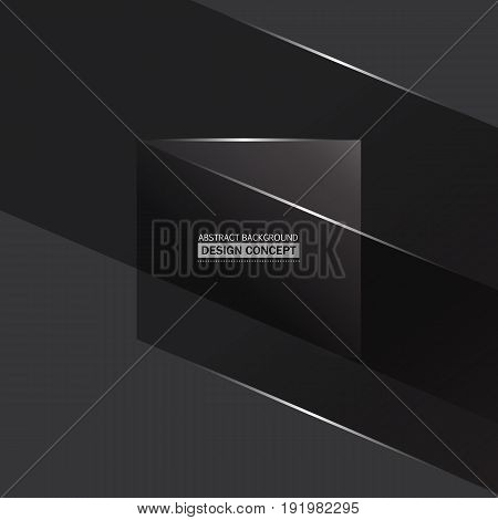 Abstract monochromatic gray surfaces background with highlights