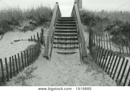 Cape Beach Stairs
