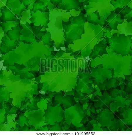 Dark Green Watercolor Texture Background. Magnetic Abstract Dark Green Watercolor Texture Pattern. E