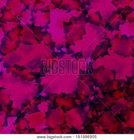 Dark Pink Watercolor Texture Background. Impressive Abstract Dark Pink Watercolor Texture Pattern. E
