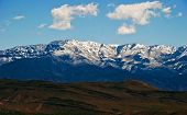 Landscapes of Utah state. USA. poster