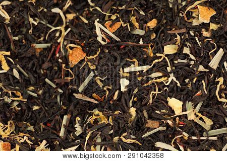 A Mixture Of The Indo-ceylon Black Tea With Flowers Of Jasmine, Sunflower And Safflower With Floral