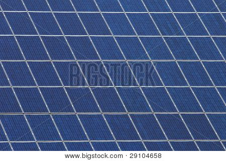 Panels With Solar Cells