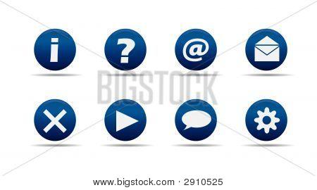 Web Icon Set  Aloha Series