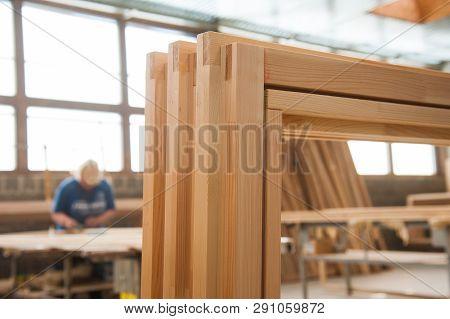 Manufacture Of Wooden Doors, Windows, Furniture