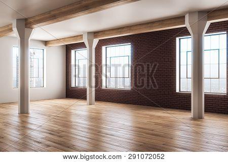 Modern Concrete Interior