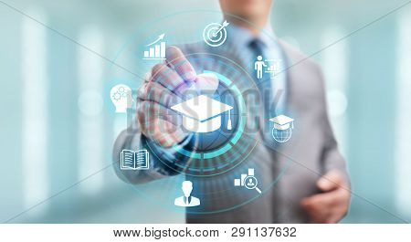 Education Technology E-learning Online Training Webinar Seminar Knowledge Business Personal Developm