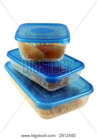 Container For Food