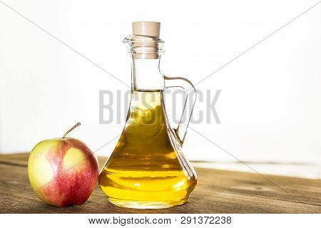 Processing Of An Agricultural Crop Of Red And Green Apples. Home Canning, Healthy Diet Vegetarian Fo