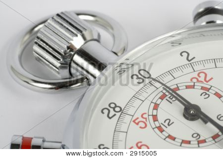 Stopwatch Time-Up
