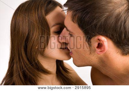 Boy Kissing The Girl