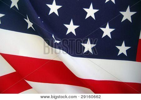 background grunge flag
