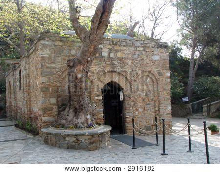 Virgin mary's Home Ephesos