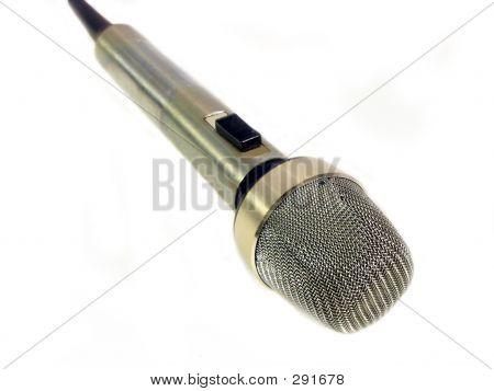 Single Microphone