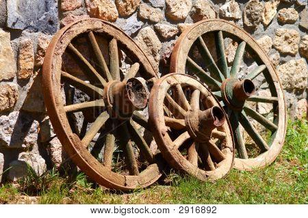 Abandoned Wheels