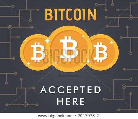 Bit-coin Accepted Vector