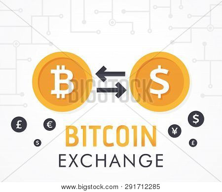 Bit-coin To Dollar Currency Exchange