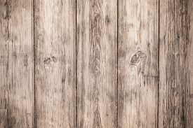 Texture Of Gray Wooden Boards. Light Wooden Table. Rustic Closeup. Light Wood Background. Empty Plan