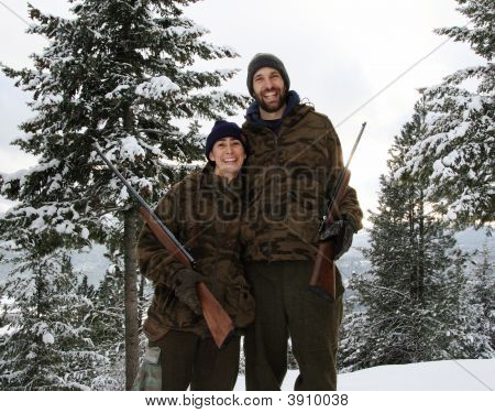 His And Hers Hunting