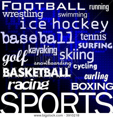 Sport Terms