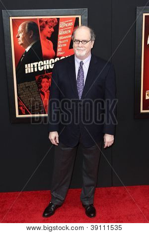 NEW YORK-NOV 18: Screenwriter John J. McLaughlin attends the premiere of
