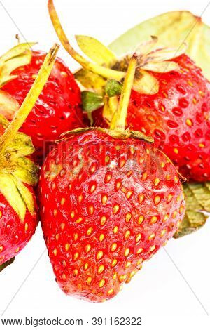 Beautiful Strawberry Stock Photos And From Background