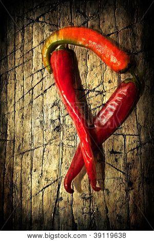 Red Hod Pepper