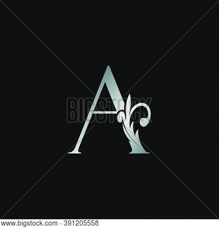 Classy Design Letter A Logo Icon, Vector Design Can Use Monogram Sign Symbol.