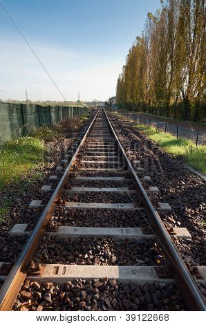 solitary track