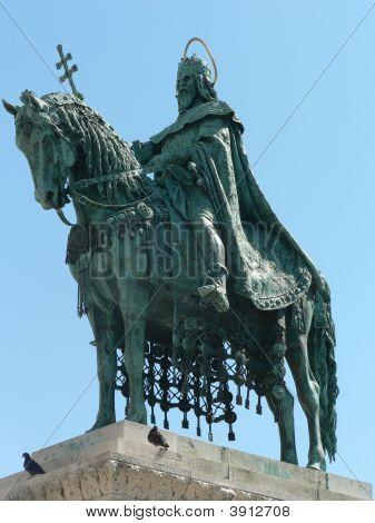 King Stephan