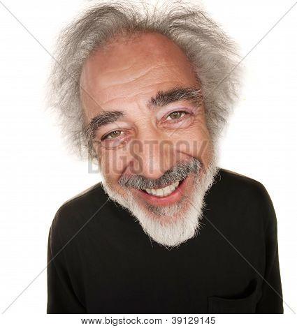 Happy Mature Guy