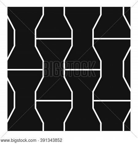 Paving Flooring Icon. Simple Illustration Of Paving Flooring Vector Icon For Web Design Isolated On