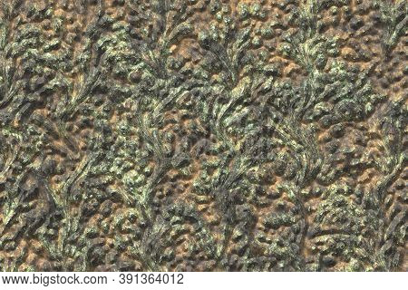 Metal Background Copper